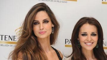 Ariadne Artiles y Paula Echevarría