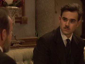 Matías sospecha que Raimundo y Gonzalo le ocultan información de sus padres