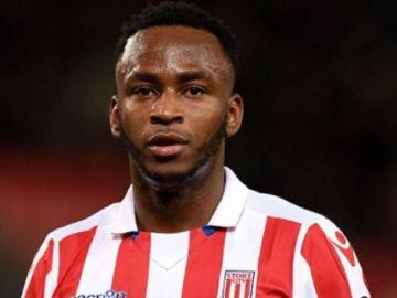 El futbolista del Stoke City Saido Berahino
