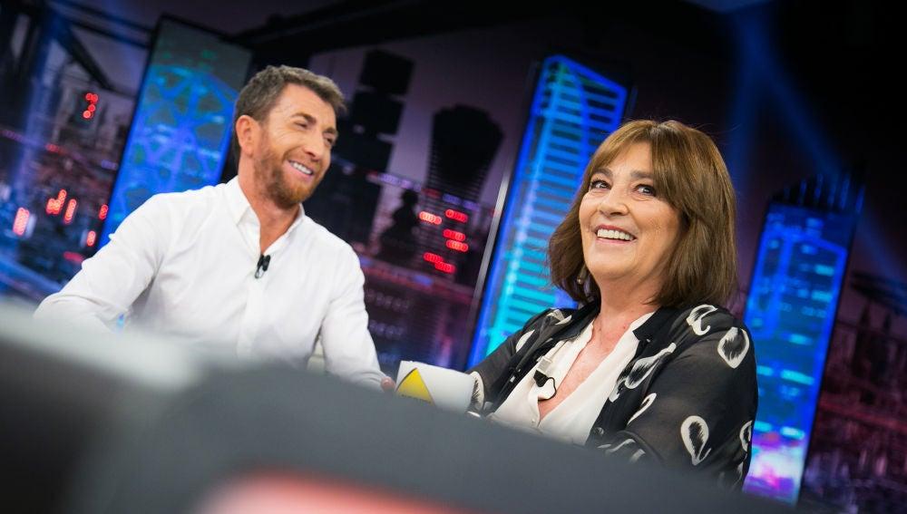 Revive la entrevista al completo de Carmen Maura en 'El Hormiguero 3.0'