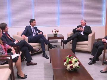 """Sánchez acepta la invitación de Miguel Díaz Canel y visitará oficialmente Cuba """"lo antes posible"""""""