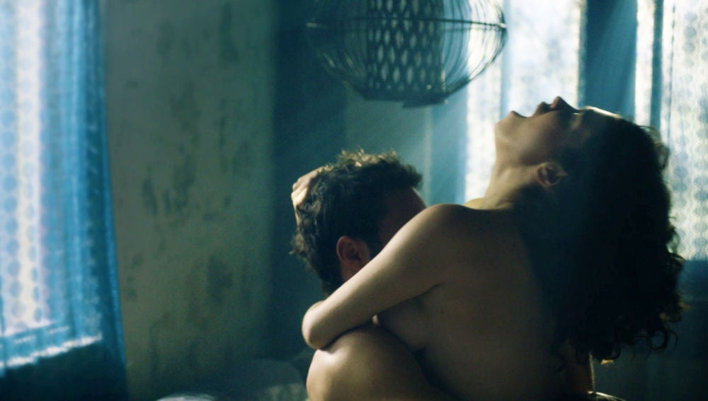 "Sexo prohibido entre Javier Arístegui y Maite Otxoa: ""Estamos mal de la cabeza"""