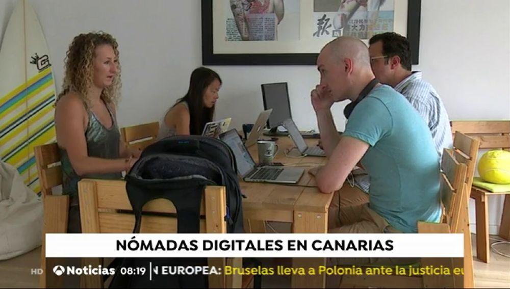 NOMADAS DIGITALES
