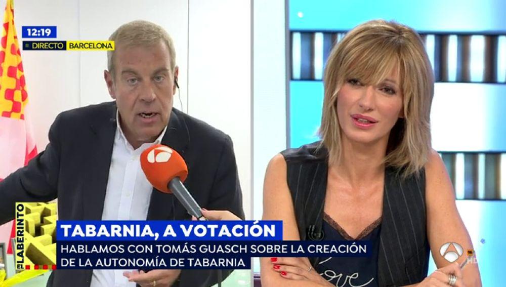 "Tabarnia amenaza con un referendum unilateral: ""Queremos ser la 18 autonomía española"""