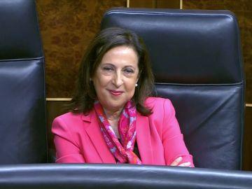 """García-Pelayo tilda a Robles de """"ministra boba"""" por la polémica de la venta de armas y defiende que Rajoy es """"el auténtico presidente del Gobierno"""""""