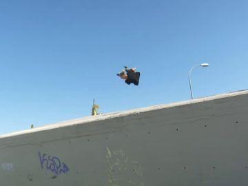 Un joven de 17 años muere haciendo parkour en Madrid