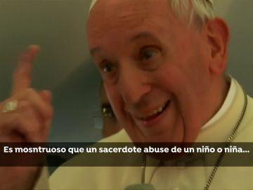 """El Papa asegura que la Iglesia """"no escatimó esfuerzos"""" para combatir los abusos sexuales en los últimos años"""