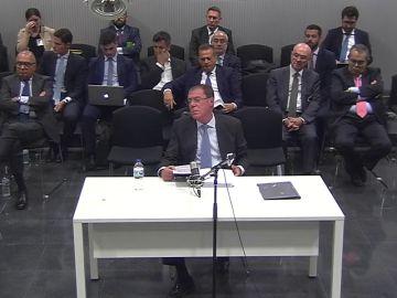 """Exdirectivo Banco Valencia niega trato de favor a socios: """"Los vi cabrearse"""""""