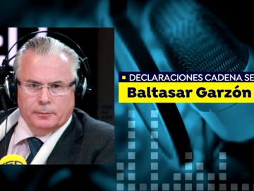 """Baltasar Garzón, sobre los audios: """"Forman parte de una campaña deleznable en contra de la ministra de Justicia"""""""