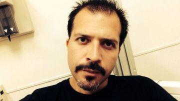 El actor Paul John Vasquez