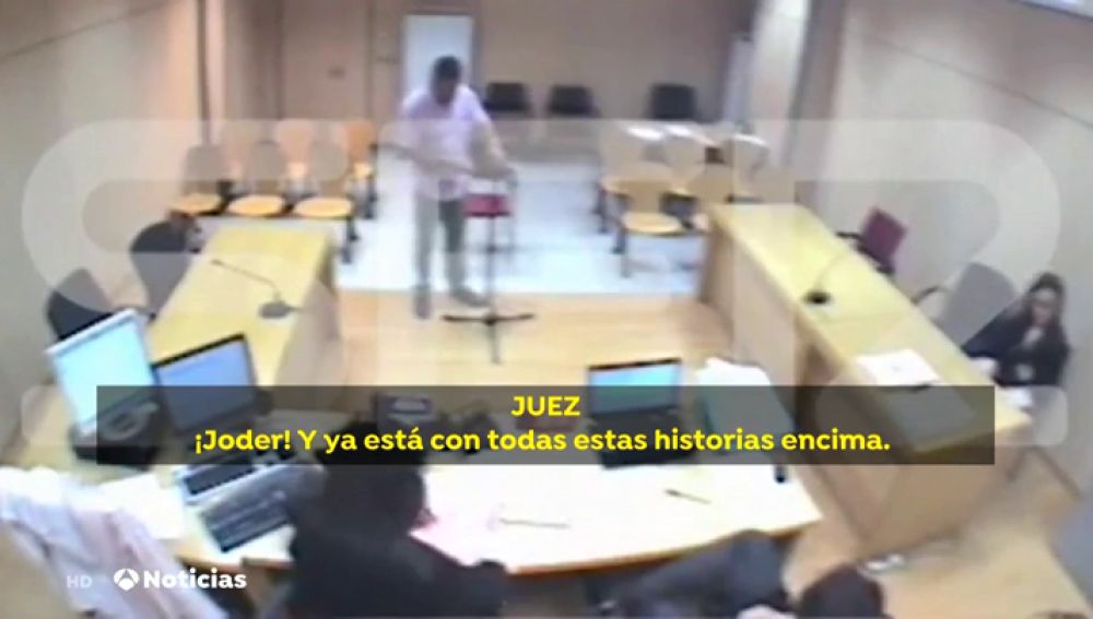 SEGUNDO VIDEO - AUDIOS JUEZ