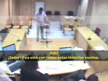 SEGUNDO VIDEO - AUDIOS JUEZ