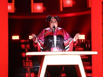 Descubre el adelanto exclusivo de la actuación de Brays Efe como Netta en 'Tu cara me suena'