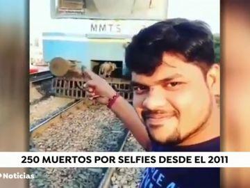 Aumenta el número de personas que han muerto haciéndose un selfie