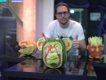 Disfruta del making of del arte orgánico de 'El Hormiguero 3.0'