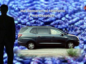 """Habla el padre que olvidó a su bebé en el coche en Sanchinarro: """"Me llamaron por teléfono y me despisté"""""""
