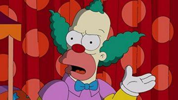Krusty el Payaso, en 'Los Simpson'