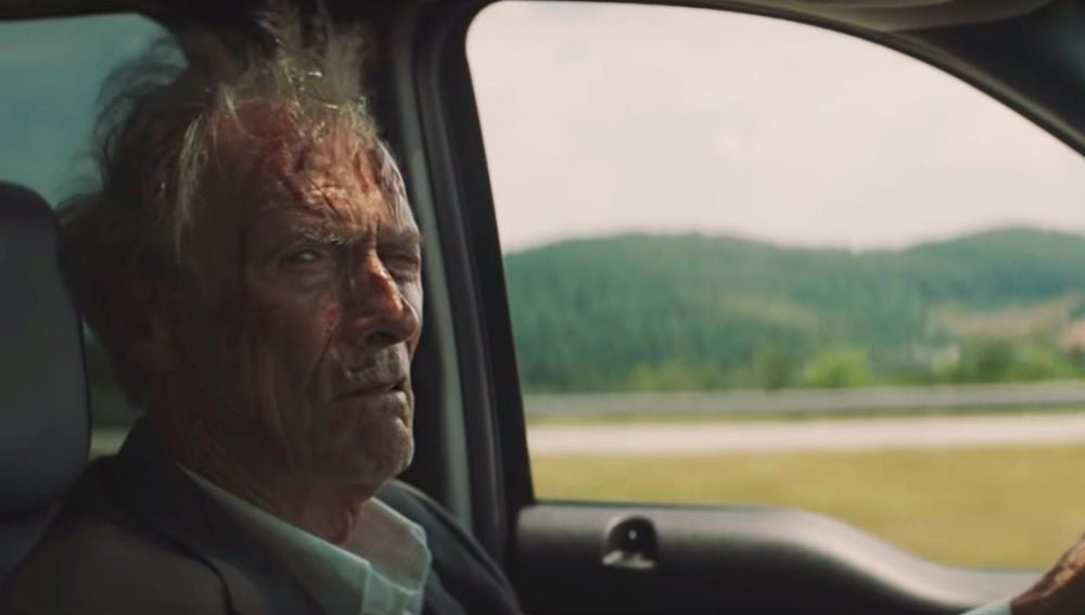 Clint Eastwood en 'The Mule'