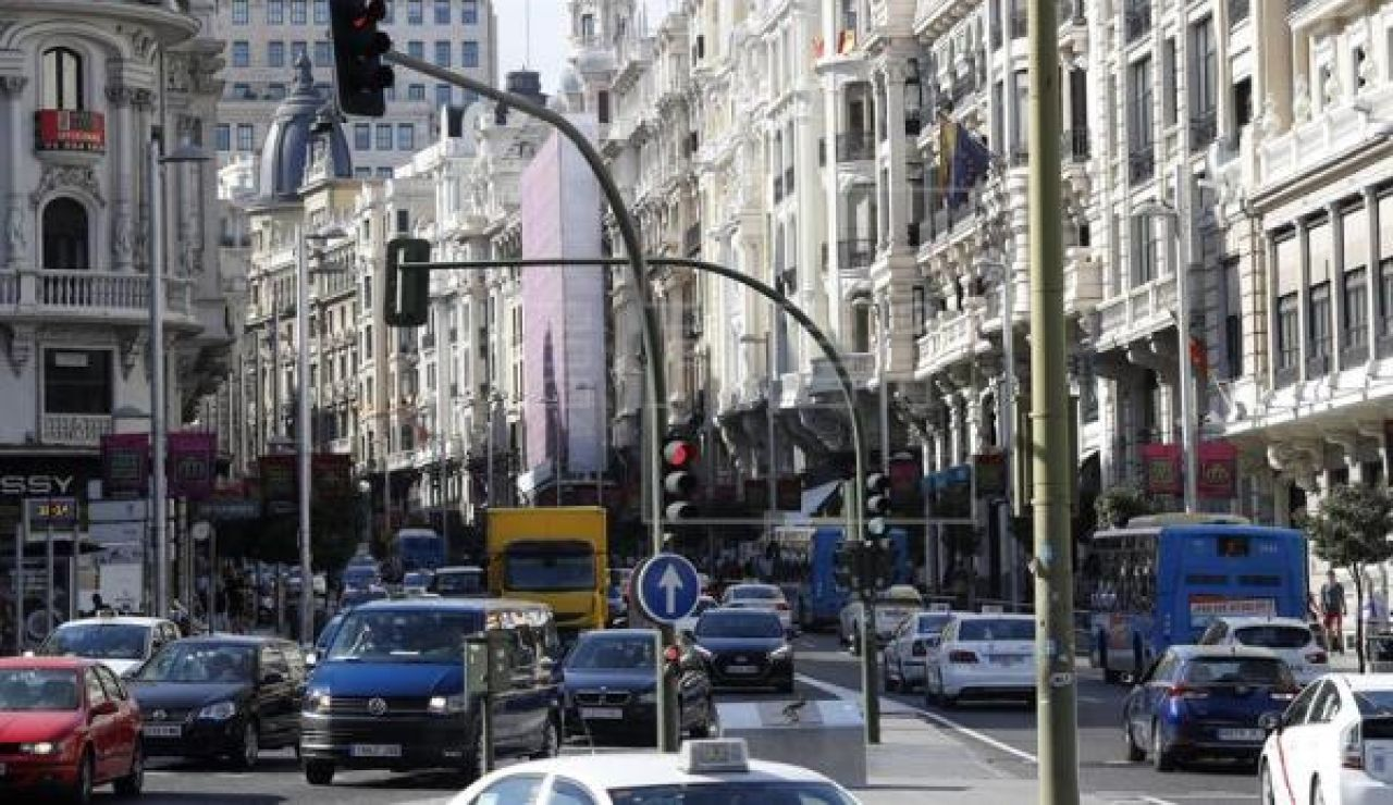 Coches en Madrid