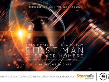 Concurso 'First Man - El Primer Hombre'