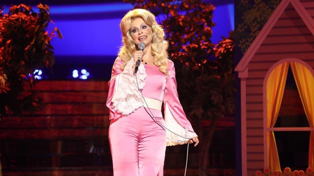 Soraya Arnelas nos cautiva como una dulce Dolly Parton en 'Jolene'