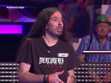"""""""El Fari en versión metal"""" se presenta en '¡Ahora Caigo!'"""