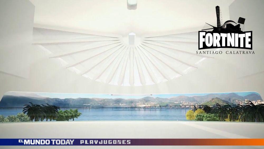 Fortnite Santiago Calatrava