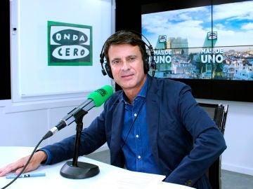 Manuel Valls en Más de Uno