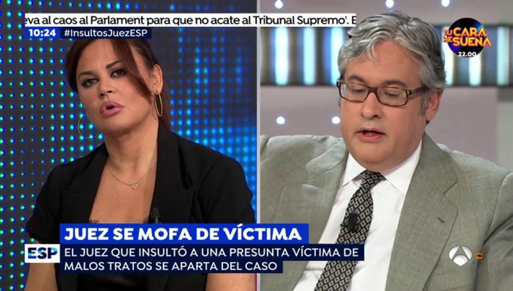 """El zasca de Juan Manuel de Prada a la abogada Teresa Bueyes: """"Usted es una persona irrelevante, no como yo que soy una persona pública"""""""