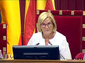 """Ciudadanos pide que se le quite el tratamiento de """"molt honorable"""" a De Gispert por decirle a Arrimadas que se vaya de Cataluña"""