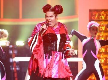 Brays Efe nos pone la piel de gallina con su imitación de Netta y el éxito eurovisivo 'Toy'