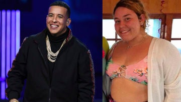 Daddy Yankee y su hija Jesaaelys