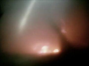 Tres personas afectadas por inhalación de humo en un incendio en Mancha Real