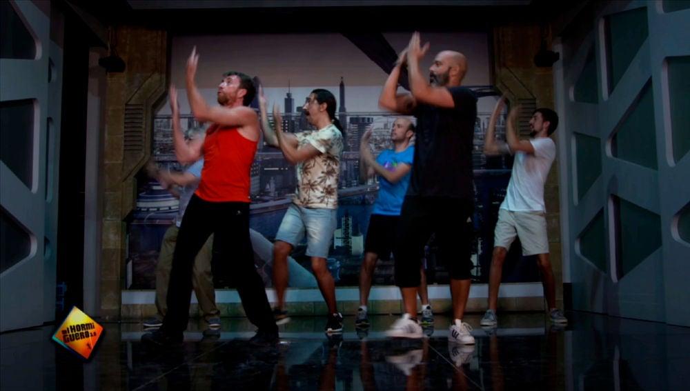 Descubre el primer tutorial de baile de 'El Hormiguero 3.0'