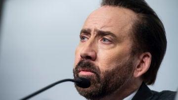 Nicolas Cage en el Festival de Sitges