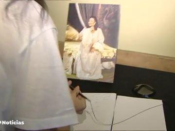 Decenas de personas rinden homenaje a Montserrat Caballé en el Liceo de Barcelona