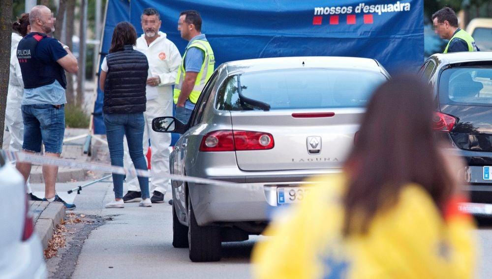 Violencia de género en Girona