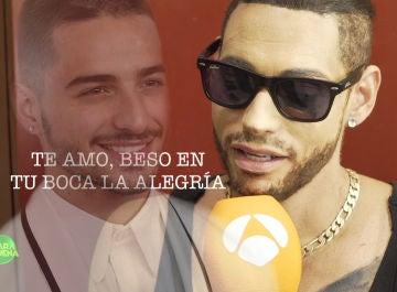 Carlos Baute se enfrenta al test más difícil sobre las canciones de Maluma