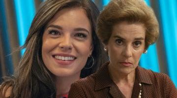 Lucía Martín Abello y Anabel Alonso son María Gómez y Benigna Castro en 'Amar es para siempre'