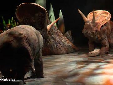 El espectáculo 'Caminando entre dinosaurios' llegará a España para transportarnos con la última tecnología a millones de años atrás