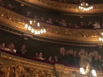 Homenaje a Montserrat Caballé en el Gran Teatro del Liceo de Barcelona