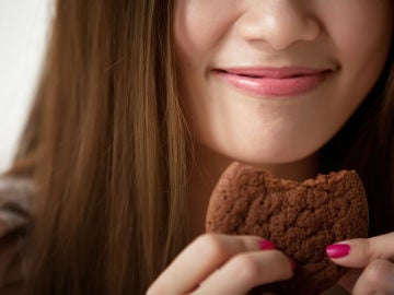 Comiendo galletas