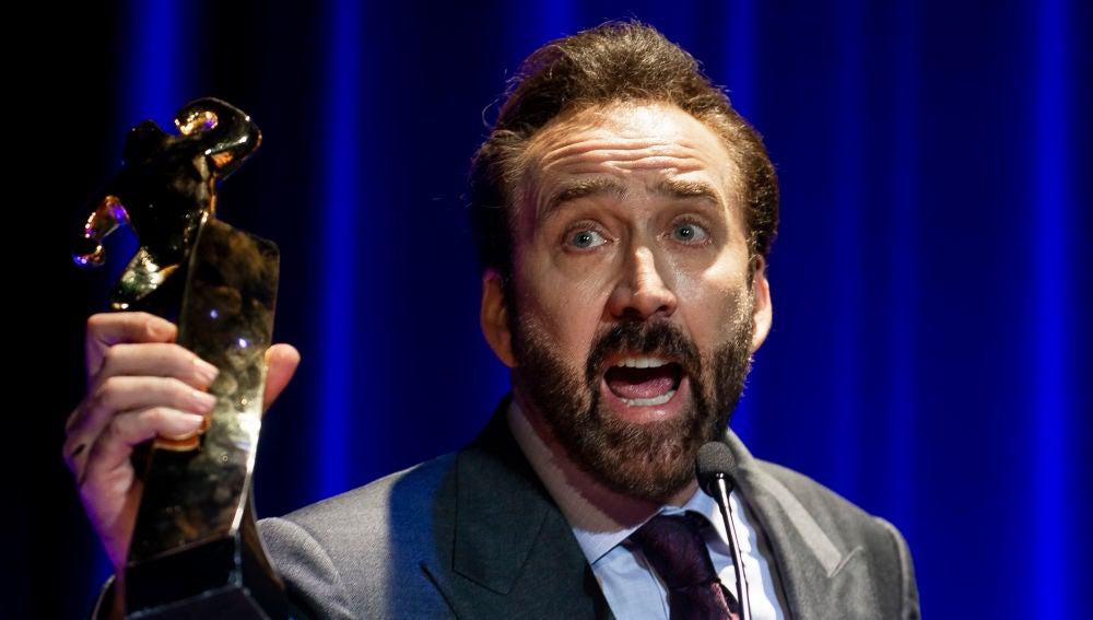 Nicolas Cage en Sitges