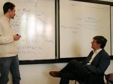 El economista Manuel Arellano