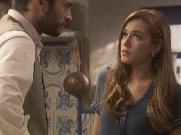 """Julieta: """"Raimundo no quiere a nadie que descubra lo que se trae con Gonzalo"""""""