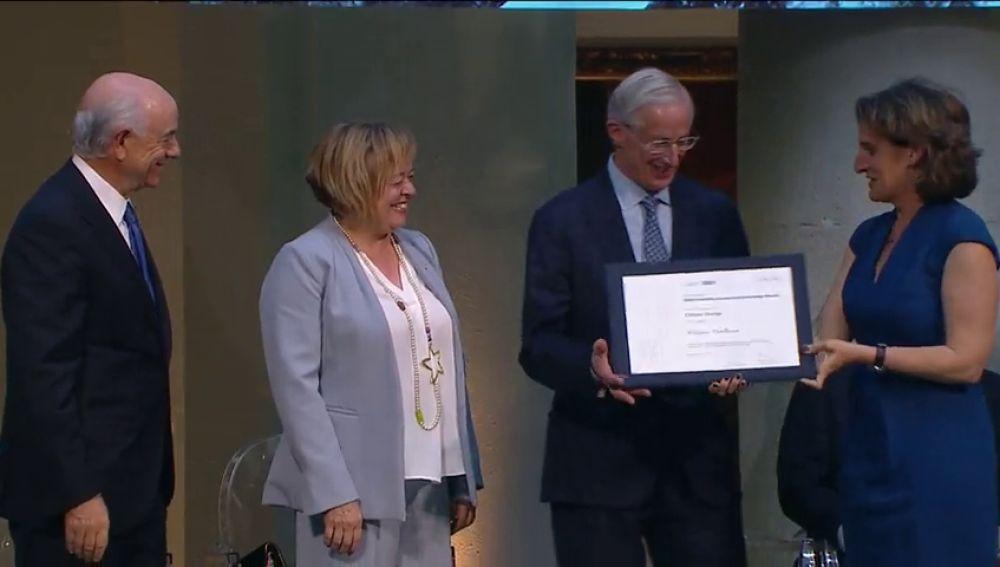 BBVA premió a Nordhaus