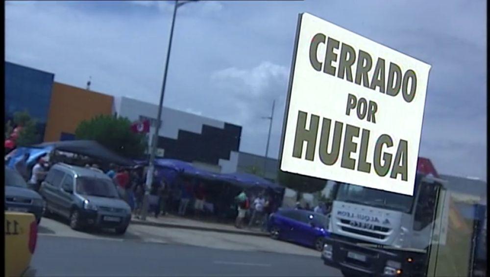 Los trabajadores de Vestas ponen fin a 101 días de huelga