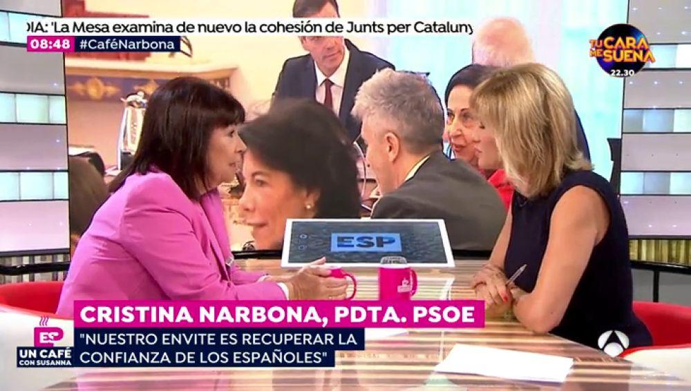 Cristina Narbona
