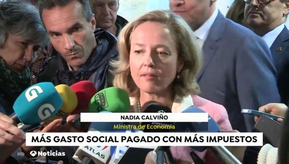Podemos pone pegas no previstas a los presupuestos de Sánchez y los independentistas tampoco los apoyan