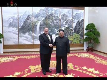 Pompeo logra ciertos avances para realizar una cumbre entre el líder norcoreano y Trump